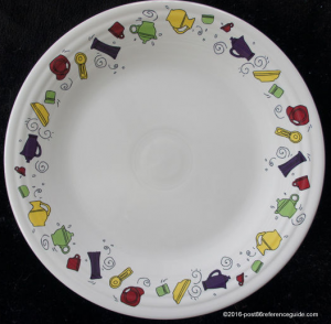 Fiesta® Icons Plate