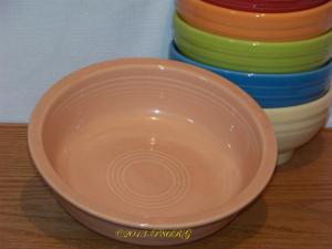 Fiesta® Medium Bowl in Apricot