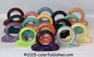 Fiesta® Napkin Rings