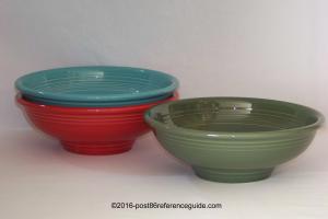 Fiesta® Pedestal Bowl