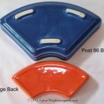 Fiesta® Relish Tray Insert Back Comparison