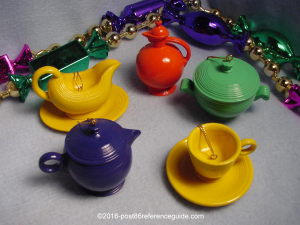 Fiesta® Resin Ornaments