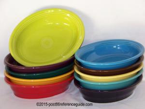 Fiesta® Small Oval Bowl