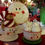 Fiesta® Tamarask Snowmen Face