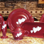 Fiesta® Trio of Hearts Grouping