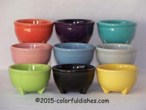 Fiesta® Tripod Bowl