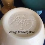 Fiesta® Vintage Mixing No 2 Bowl