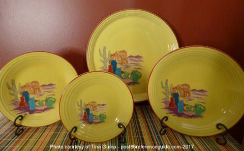 Fiesta® Fiestacana Plates