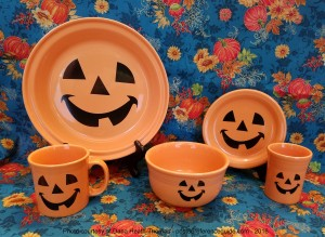 Fiesta® Happy Pumpkin - Tangerine