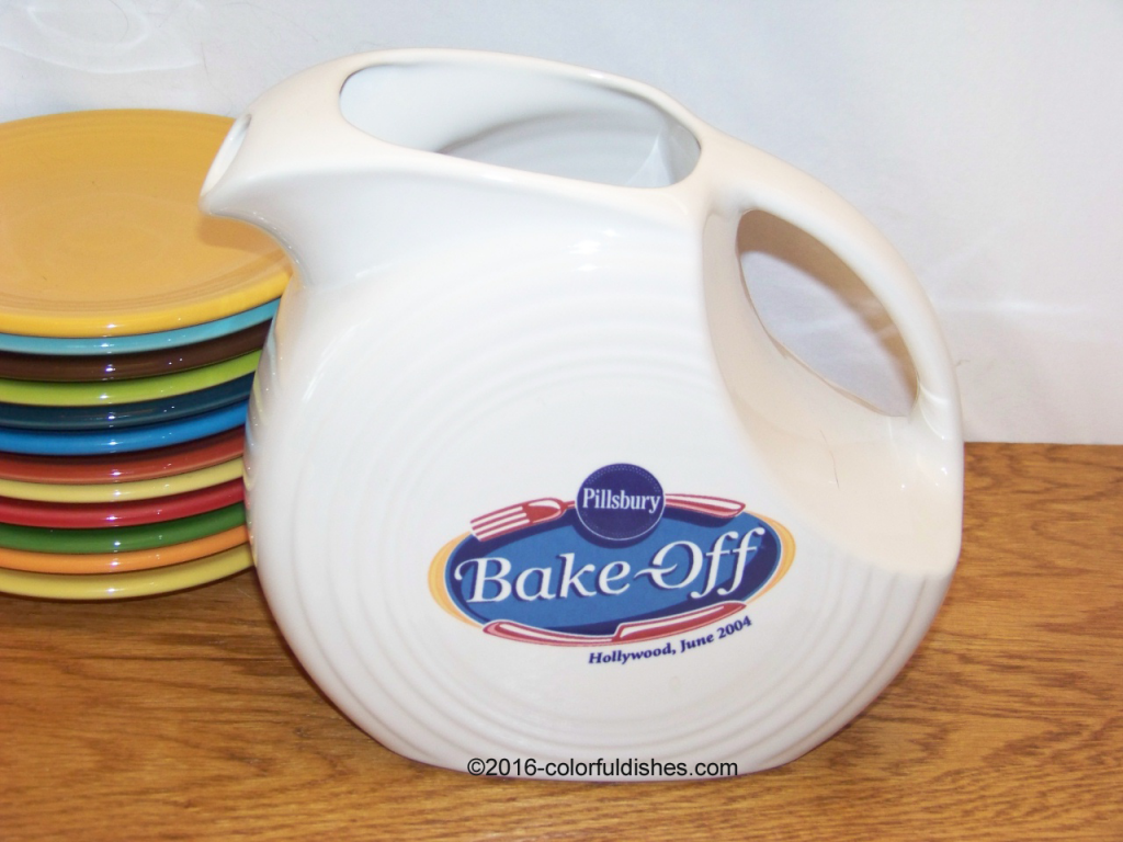 Pillsbury Bake Off Pitcher cd