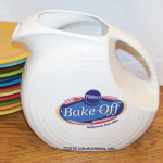 Fiesta® Pillsbury Bake Off® Pitcher