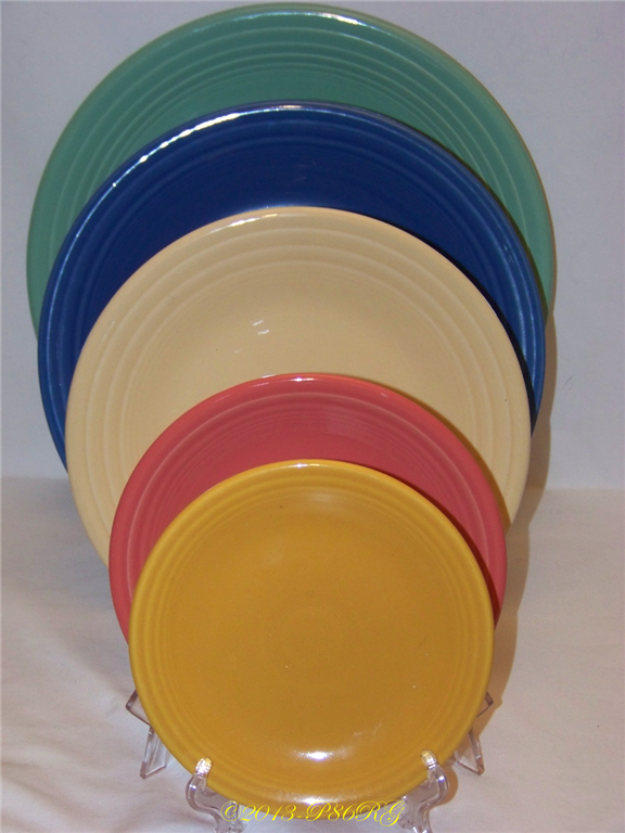 Fiesta 174 Plates