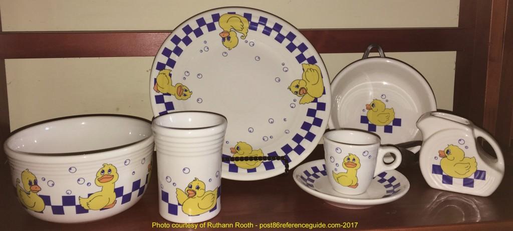 Fiesta® Rubber Ducky