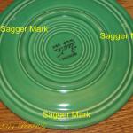 Sagger Marks