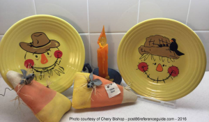 Fiesta® Scarecrow Comparisons