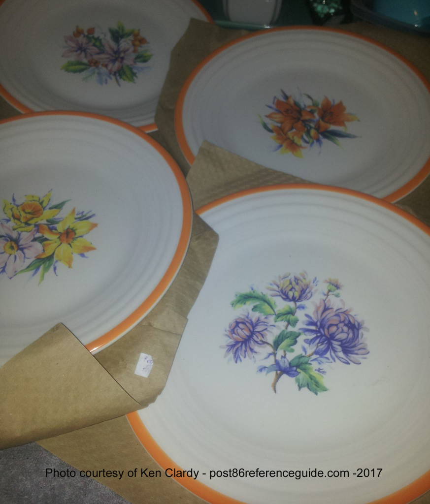 Seasons of Fiesta® - Sample Plates