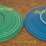 Wet Dry Foot