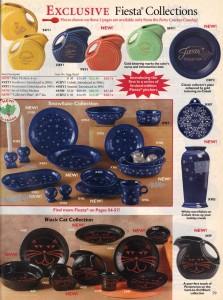 Fiesta® Ad - Betty Crocker® Holiday 2004 Catalog - Page 59