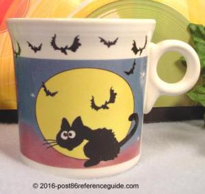 Fiesta® Halloween Nights Mug