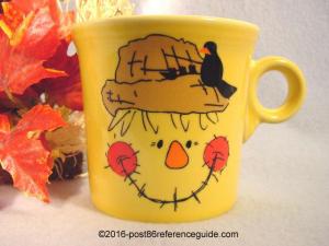 Fiesta® Scarecrow Mug