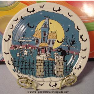 Fiesta® Halloween Nights Luncheon Plate