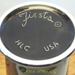 Fiesta® Monarch Vase Back Stamp