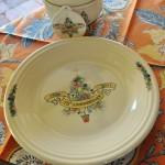 Fiesta® 75th Anniversary Plate - Dillards