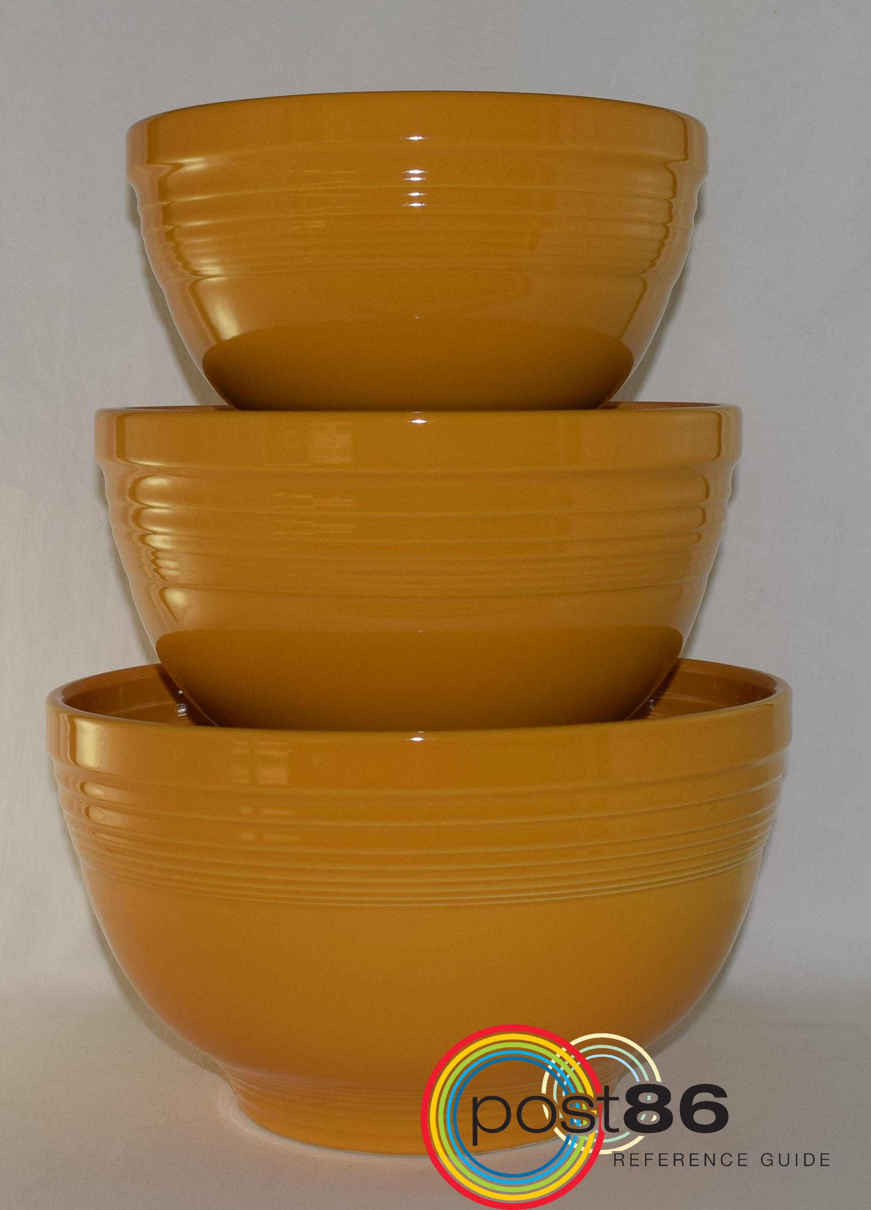Yellow Deep Rimmed Soup Plate Vintage Fiesta Homer Laughlin Co