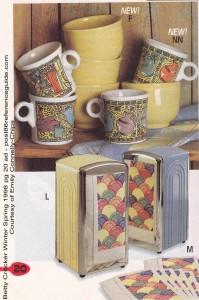 Betty Crocker 1998 Page 20 Dancing Lade Mugs - Emily Chips rg