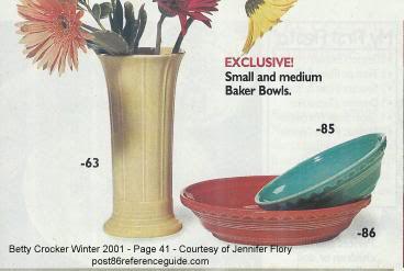 Betty Crocker 2001 Pg 41 - Sm Med Pie Bakers rg