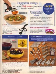 Betty Crocker Expires 8-31-2002 - Fiesta® Betty Bowl