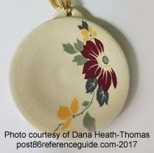 HLCCA Clematis Fiesta® Ornament