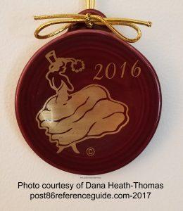 Dancing Lady 2016 Fiesta® Ornament