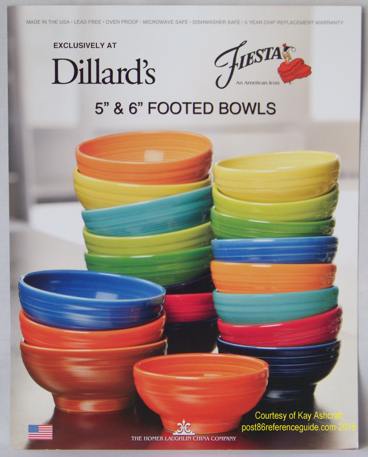 Dillard\'s - Post 86 Reference Guide
