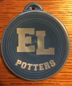 East Liverpool Potters Fiesta® Ornament