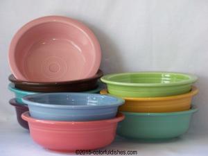 Fiesta® 1 Quart Bowls
