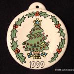 1999 Holiday Tree Fiesta® Ornament
