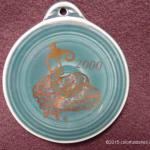 2000 Dancing Lady Fiesta® Ornament