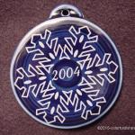 2004 Snowflake Fiesta® Ornament