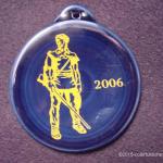 2006 Cobalt Mountaineer Fiesta® Ornament