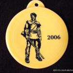 2006 Sunflower Mountaineer Fiesta® Ornament