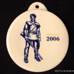 2006 White Mountaineer Fiesta® Ornament