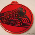2007 Holiday Express Fiesta® Ornament