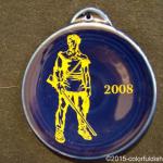 2008 Cobalt Mountaineer Fiesta® Ornament