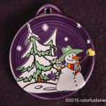 2008 Winter Wonderland Fiesta® Ornament