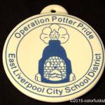2009 Potters Pride Fiesta® Ornament