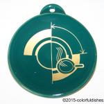 2010 HLCCA Membership Exclusive Fiesta® Ornament