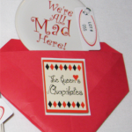 2010 We're All Mad Here - White Fiesta® Ornament