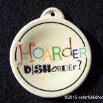 2012 Hoarder Dishorder Fiesta® Ornament