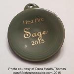 2015 First Fire Sage Fiesta® Ornament
